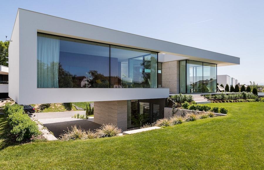 privates wohnhaus architekturbüro linz