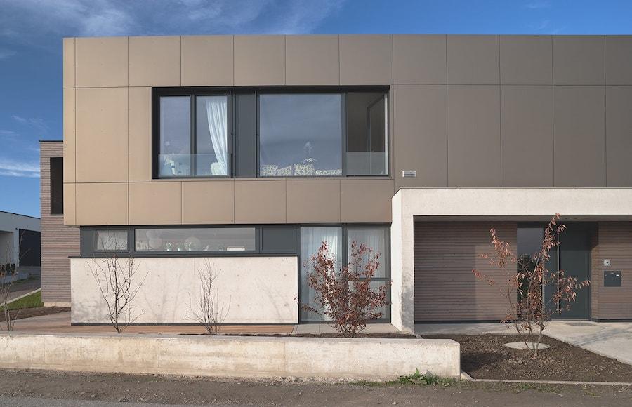 Architekt privates Wohnhaus