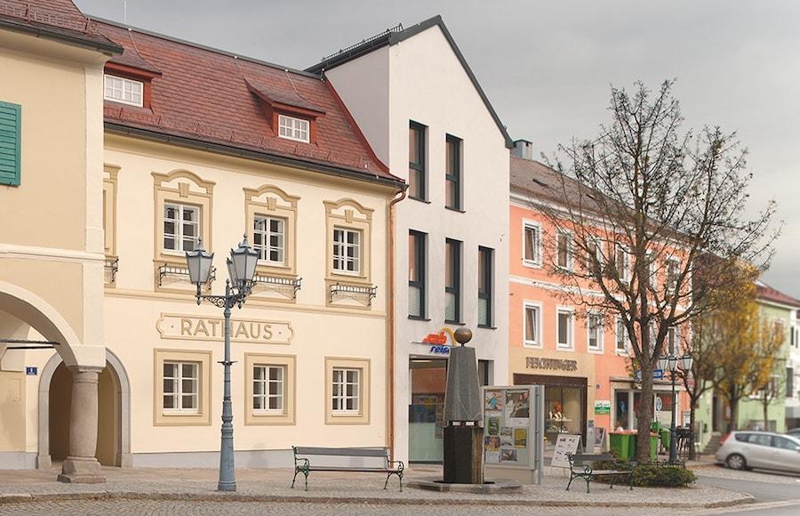 Architekt Stadtamt