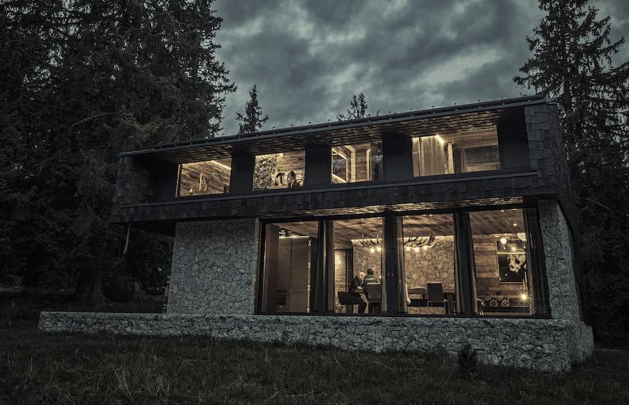 architekt oö schihütte
